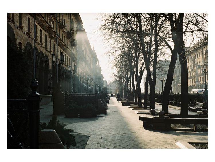 Открытка - Lenina street №1389