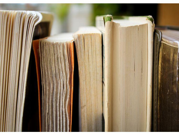 Открытка -Библиотечные книги №1291