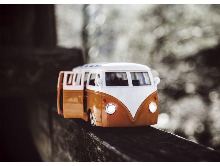 Открытка - Мини автобус №1293