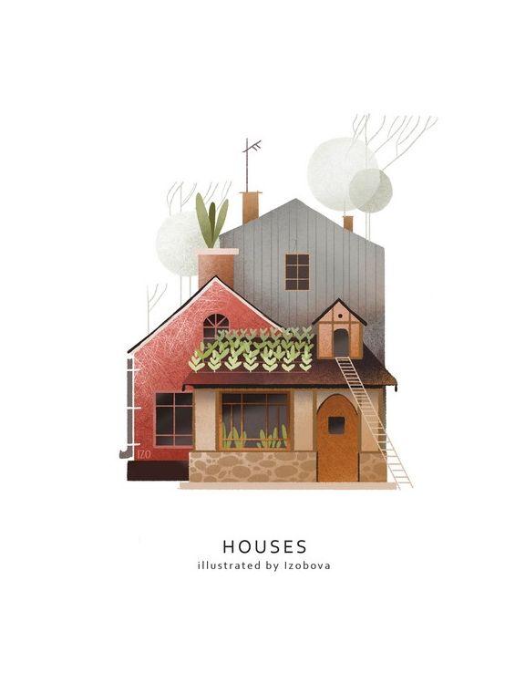 Открытка - Дом №1629