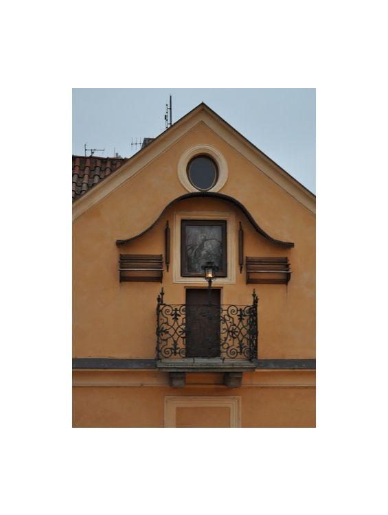 Открытка - Balcony №1114