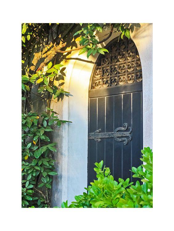 Открытка - Дверь в лето №1124