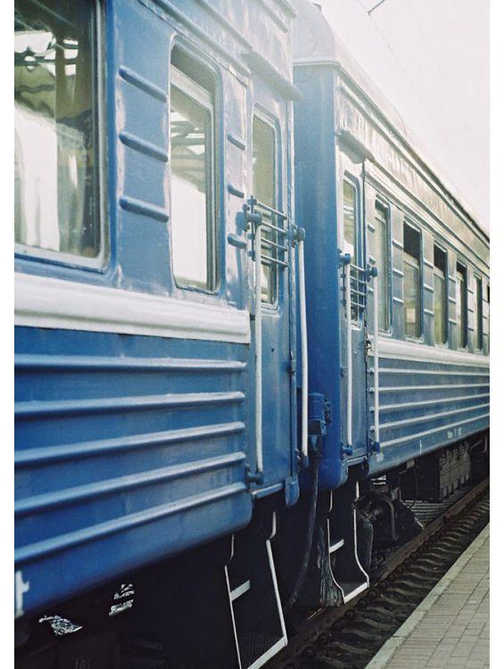 Открытка - Электричка №1148