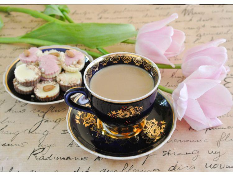 Открытка - Утренний кофе №1175