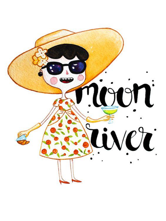 Открытка - Moon liver №1197