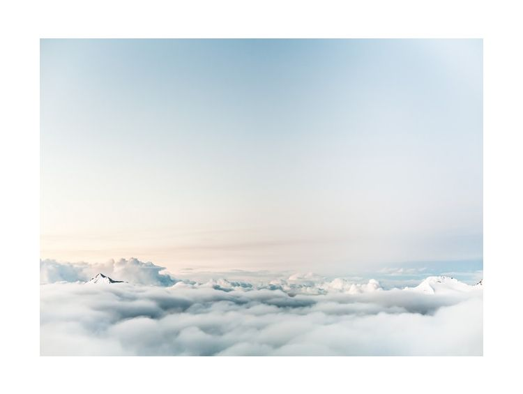 Открытка - Небеса №988