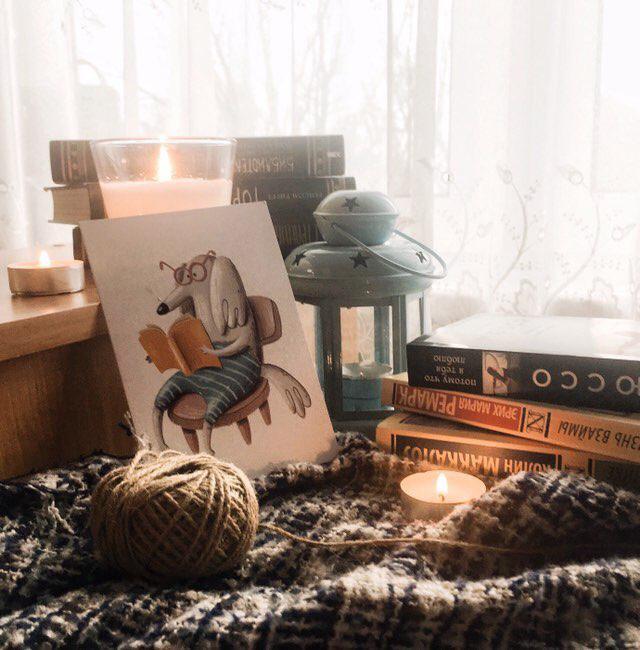 Рекомендуем 3 книги на длинные осенние вечера