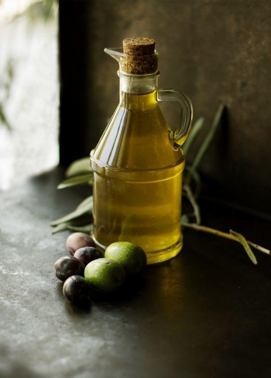 Открытка - Оливковое масло №1271