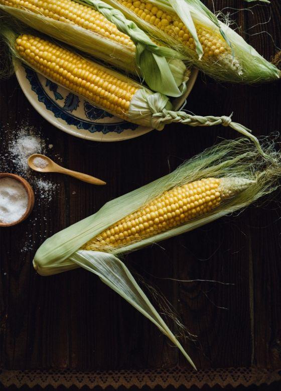 Открытка - Сочная кукуруза №1274