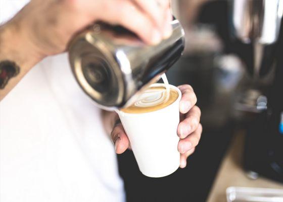 Открытка - Утренний кофе №1281