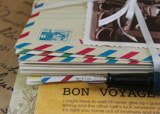 Открытка - Письма счастья №1176